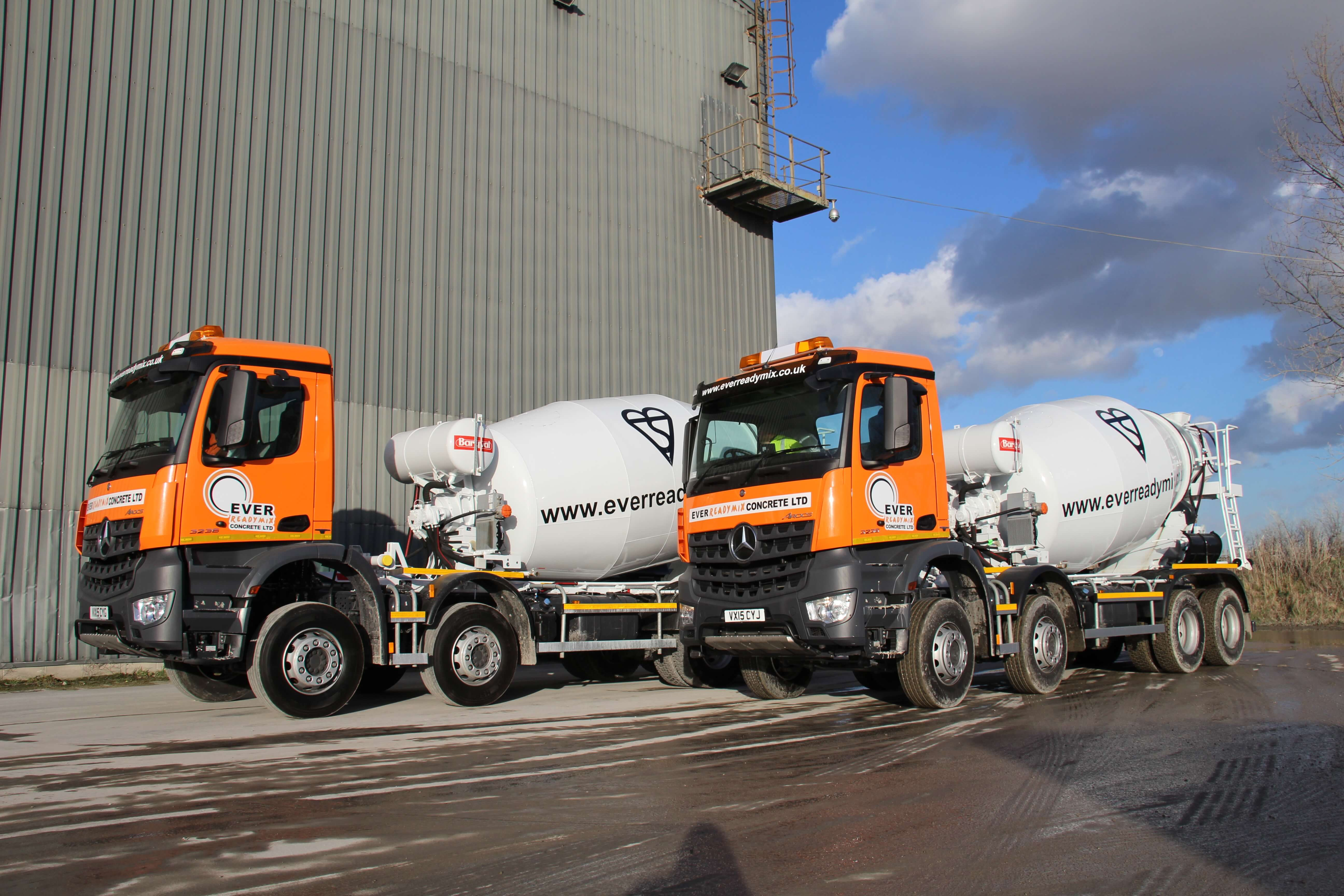 Ready Mix Concrete In Doncaster   Ever ReadyMix Concrete