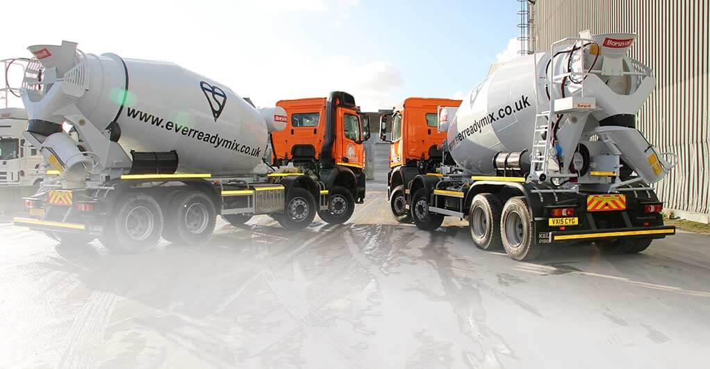 Ever ready concrete